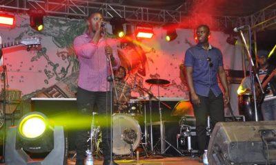 Janzi Band performing at Nexus bar