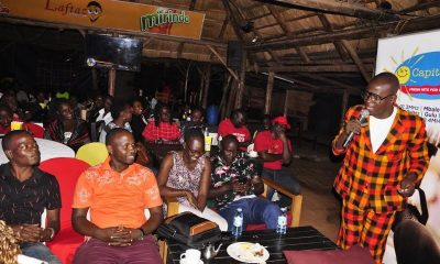 UG Pineapple comedy tour finale at Laftaz Lounge