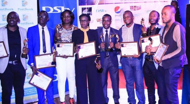 Sports Journalists Choice Awards 2018