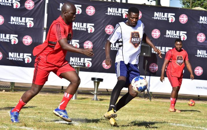 Nile Special has launched a 5-Aside inter-bar football tournament.