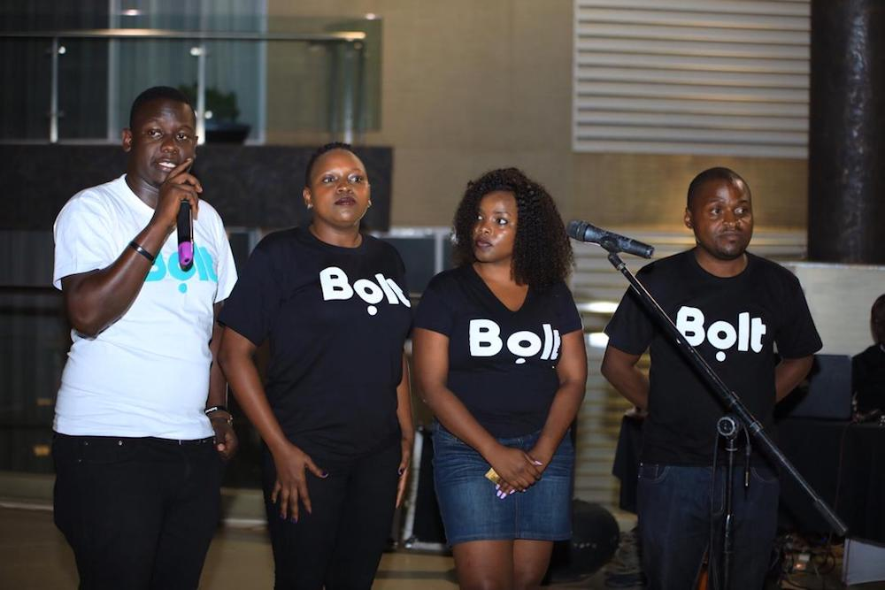 Taxify rebrands to Bolt