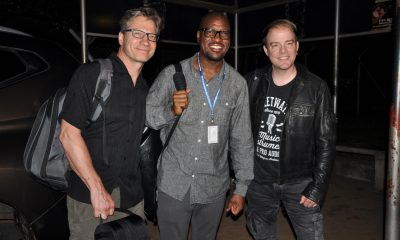 American saxophonist Darren Rahn has arrived in the country