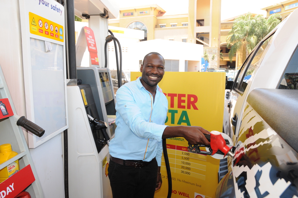 Emmanuel Ssebunya,  Vivo Energy Brand Manager – Fuel .