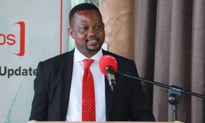 Joseph Kigozi, the Next Media Services Chief Strategy Officer.