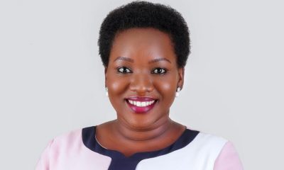 Youth MP Aspirant Norah Robinah Akwi