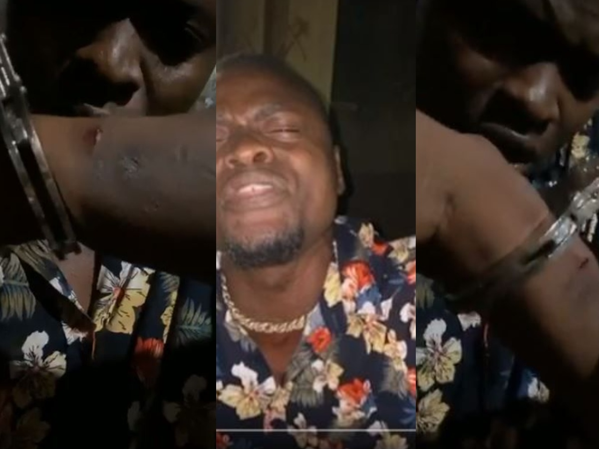 Pallaso beaten after scuffle with Police at his home - BigEye.UG