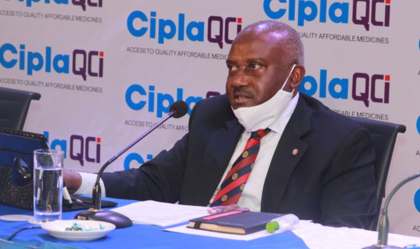 Executive Chairman of CiplaQCIL, Emmanuel Katongole