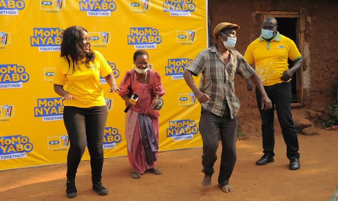 How the MTN MoMo Nyabo promo is changing lives amidst the COVID-19 pandemic