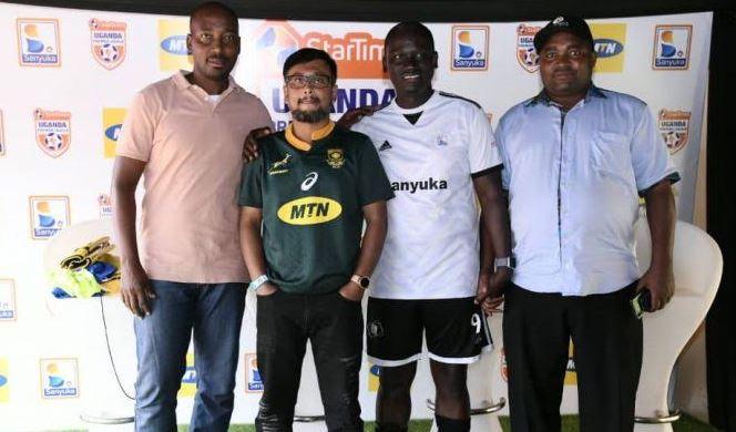 MTN Uganda, Sanyuka TV begin search for next big soccer commentator